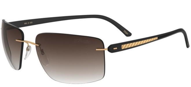 Silhouette solbriller CARBON T1 8722