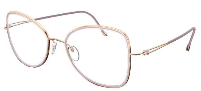 Silhouette eyeglasses LITE DUET 4558