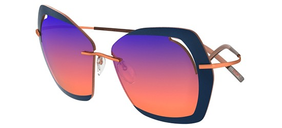 Silhouette zonnebrillen PERRED SCHAAD 9910