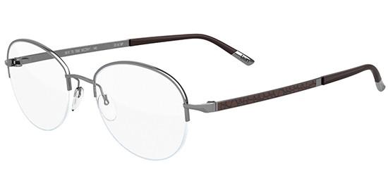 Occhiali da Vista Silhouette Prestige Nylor 5510 6560 4wD8x