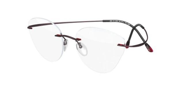 Silhouette brillen TITAN MINIMAL ART PULSE 5490/4536