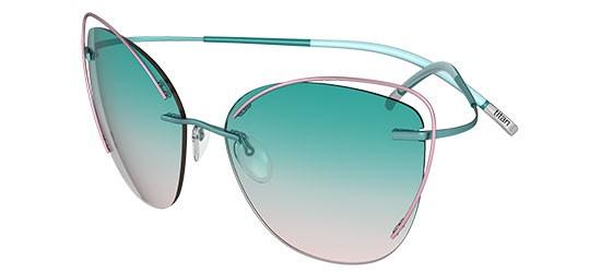 Silhouette solbriller TMA ATWIRE 8163
