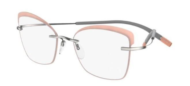 Silhouette eyeglasses TMA ICON ACCENT RINGS 5518/FT