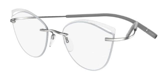 Silhouette eyeglasses TMA ICON ACCENT RINGS 5518/FU