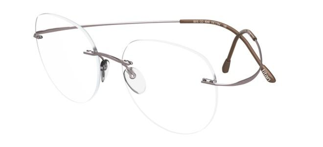 Silhouette eyeglasses TMA MUST COLLECTION 5515/CO