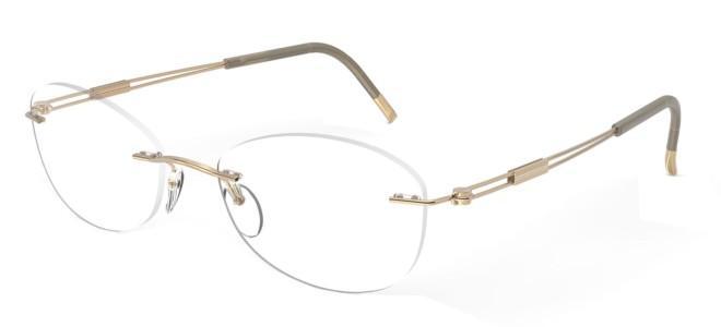Silhouette eyeglasses TNG CRYSTALS 5551/FE