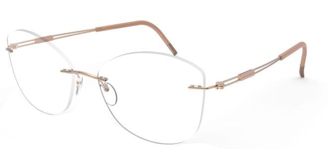 Silhouette eyeglasses TNG CRYSTALS 5551/KE