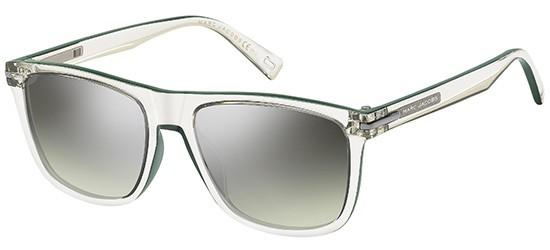 Unisex Marc 221/S 9O R6S Sunglasses, Grey Black/Grey, 55 Marc Jacobs