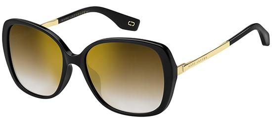 77bda7ebb6 Marc Jacobs MARC 304 S BLACK BROWN SHADED women AUTHENTIC Sunglasses ...