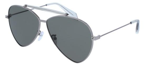 Alexander McQueen AM0058S PALLADIUM/GREY GREEN