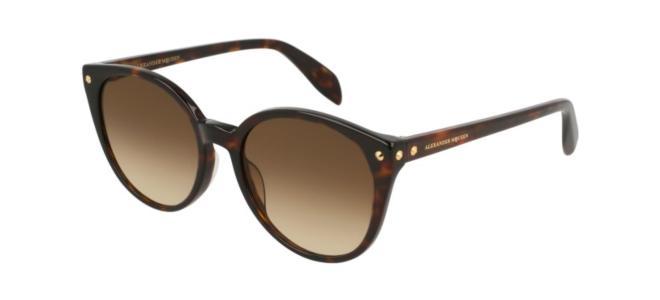 Alexander McQueen zonnebrillen AM0130S