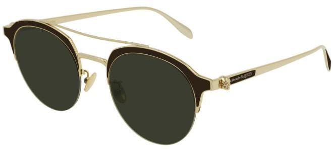 Alexander McQueen solbriller AM0214SA