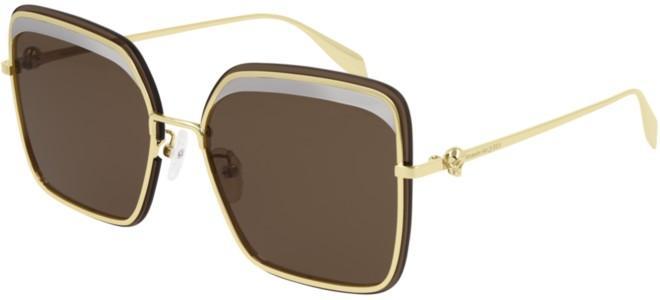 Alexander McQueen zonnebrillen AM0222SK