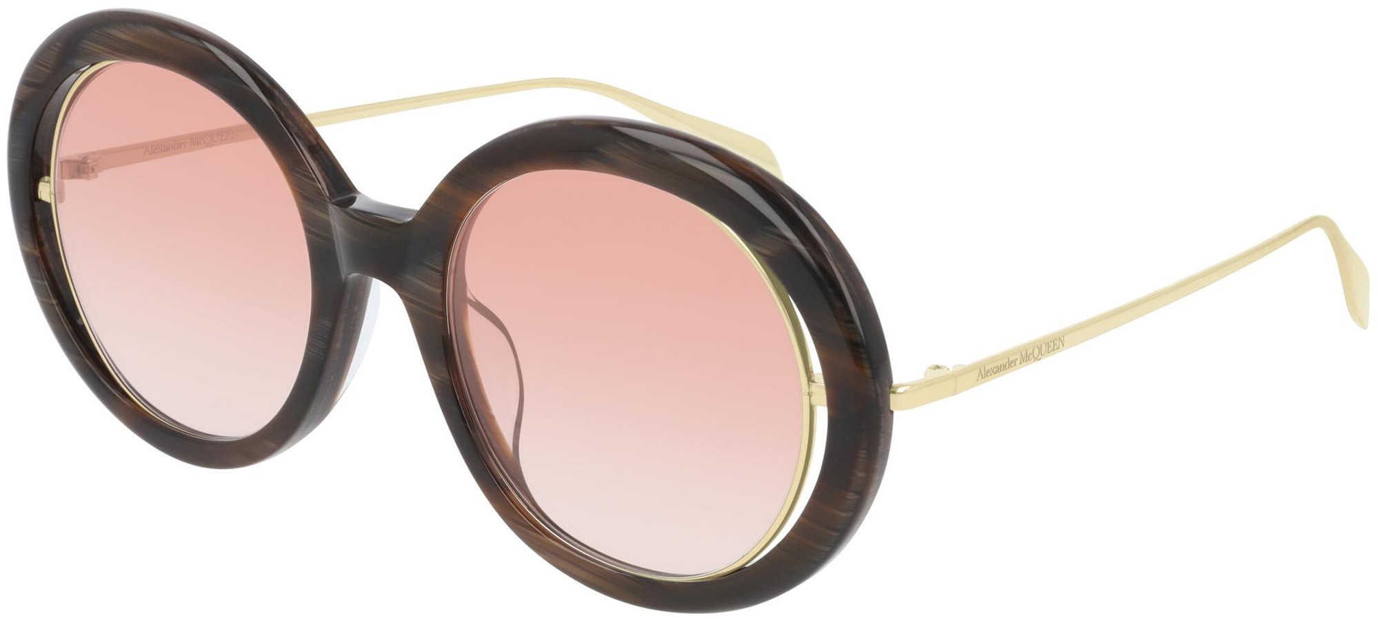 Alexander McQueen sunglasses AM0224S