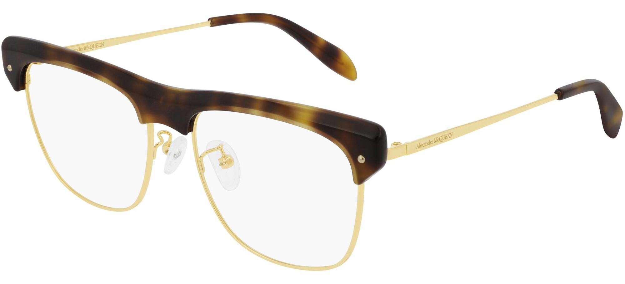 Alexander McQueen briller AM0237O