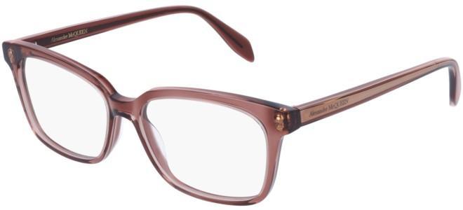 Alexander McQueen briller AM0243O