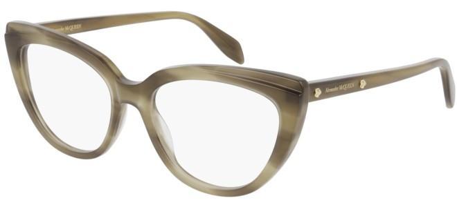 Alexander McQueen briller AM0253O