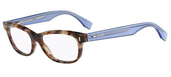 Fendi eyeglasses COLOR BLOCK FF 0034
