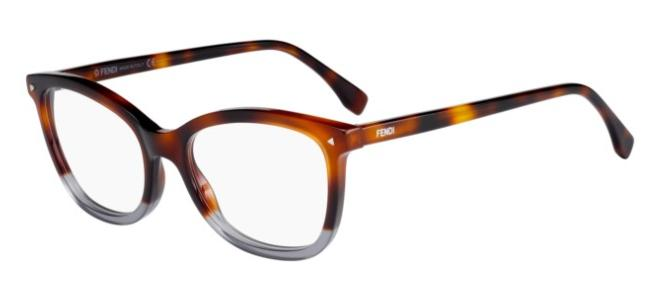 Fendi eyeglasses COLOR BLOCK FF 0234