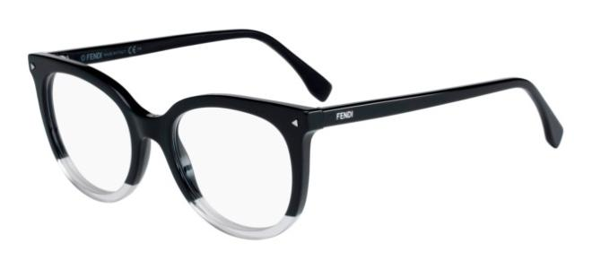 Fendi eyeglasses COLOR BLOCK FF 0235