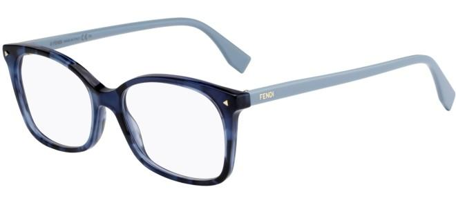Fendi eyeglasses COLOR BLOCK FF 0414