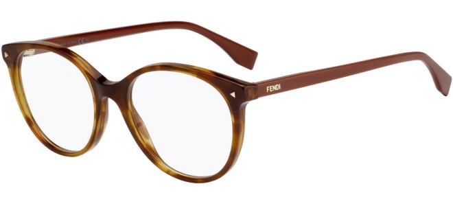 Fendi briller COLOR BLOCK FF 0416