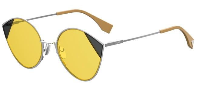 Fendi solbriller CUT EYE FF 0341/S