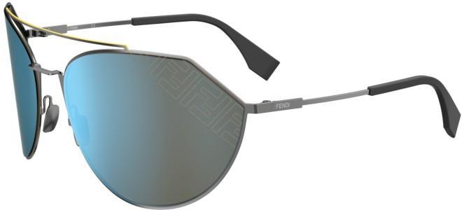 Fendi sunglasses EYELINE 2.0 FF M0074/S