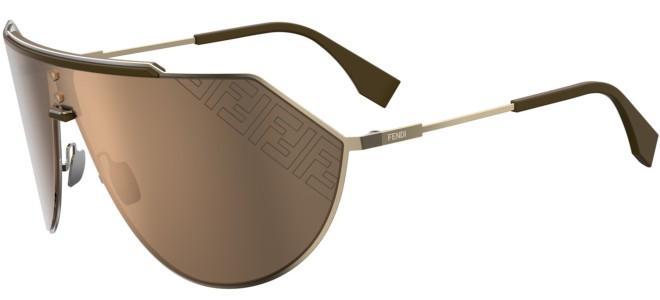 Fendi zonnebrillen EYELINE 2.0 FF M0075/S