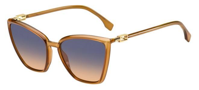 Fendi solbriller FENDI BAGUETTE FF 0433/G/S