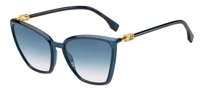 Fendi sunglasses FENDI BAGUETTE FF 0433/G/S