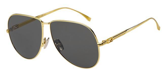 Fendi zonnebrillen FENDI BAGUETTE FF 0437/S