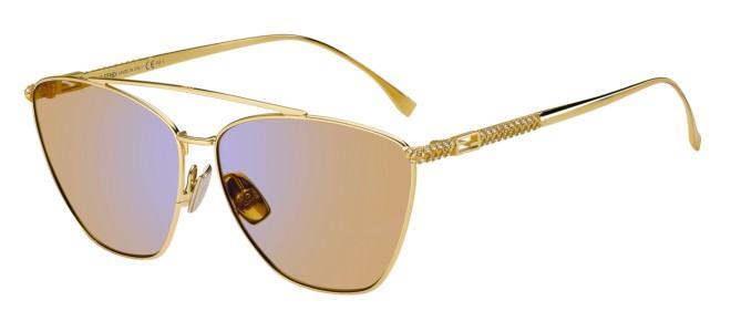 Fendi zonnebrillen FENDI BAGUETTE FF 0438/S