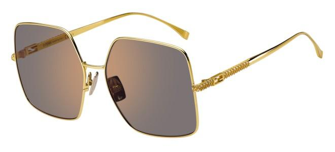 Fendi zonnebrillen FENDI BAGUETTE FF 0439/S
