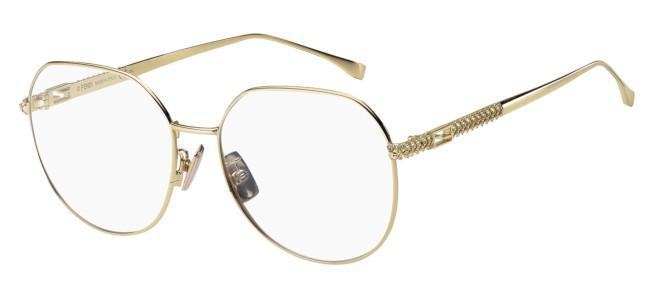 Fendi eyeglasses FENDI BAGUETTE FF 0454/F