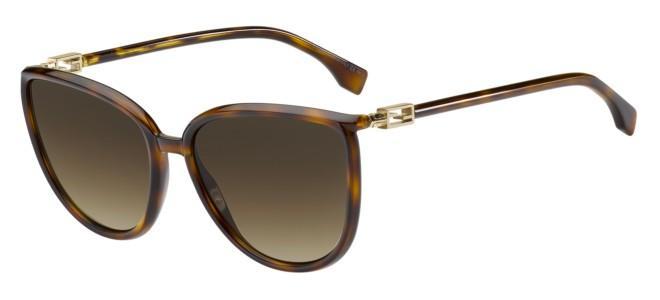 Fendi zonnebrillen FENDI BAGUETTE FF 0459/S