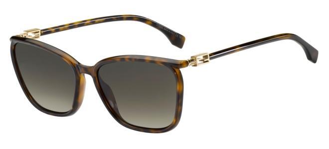Fendi zonnebrillen FENDI BAGUETTE FF 0460/G/S