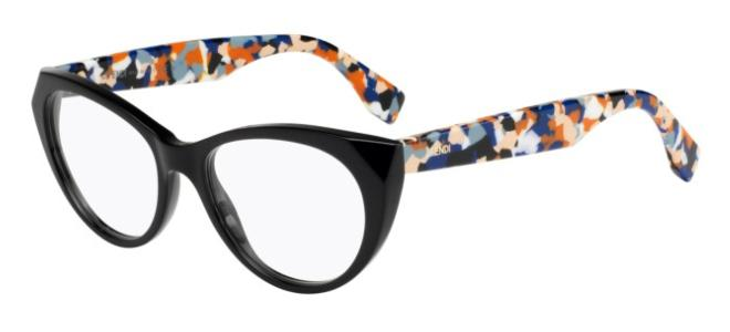 Fendi eyeglasses FENDI CHROMIA FF 0205