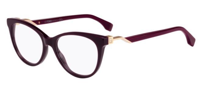 06d677aa9a Fendi Cube Ff 0201 women Eyeglasses online sale