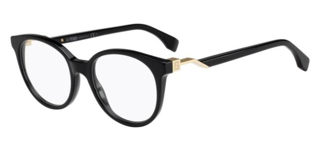 Fendi eyeglasses FENDI CUBE FF 0202