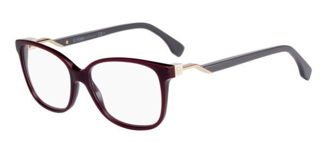 Fendi eyeglasses FENDI CUBE FF 0232