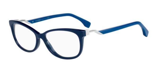 Fendi eyeglasses FENDI CUBE FF 0233