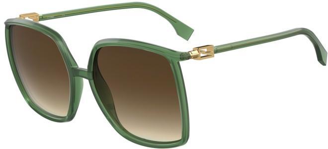 Fendi solbriller FENDI ENTRY FF 0431/G/S