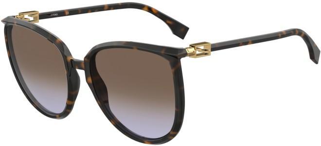 Fendi zonnebrillen FENDI ENTRY FF 0432/G/S