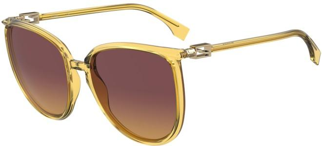 Fendi solbriller FENDI ENTRY FF 0432/G/S