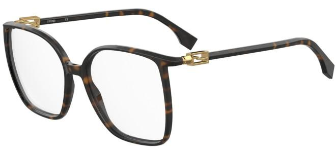 Fendi eyeglasses FENDI ENTRY FF 0441
