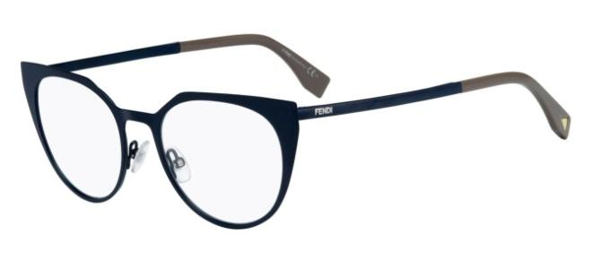 Fendi eyeglasses FENDI FACETS FF 0161