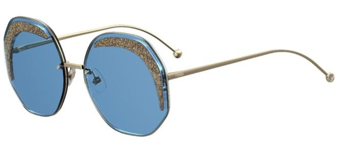 Fendi solbriller FENDI GLASS FF 0358/S