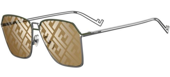 Fendi solbriller FENDI GRID FF M0072/S