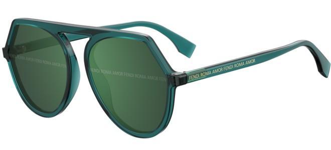 Fendi zonnebrillen FENDI ROMA AMOR FF 0375/G/S